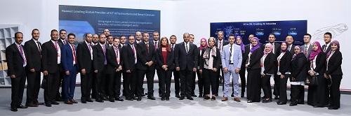المصرية للاتصالات تحتفل بتخريج دفعة جديدة من برنامج  إعداد القادة