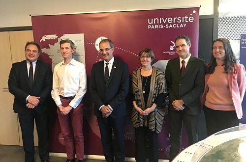 في ختام زيارته لفرنسا وزير الاتصالات يلتقي مع عدد من الشركات العالمية المتخصصة في مجال تكنولوجيا المعلومات
