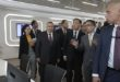 Chinese Delegation along with the Deputy Head of the Egyptian Parliament Visits Huawei Egypt