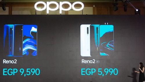 OPPO تطلق سلسلة هواتف Reno 2 بكاميرات رباعية وتقنيات مبتكرة للتصوير الفوتوغرافي