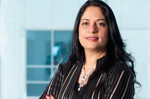 فوربس : هدى منصور ضمن أقوى 100 سيدة أعمال بالشرق الأوسط