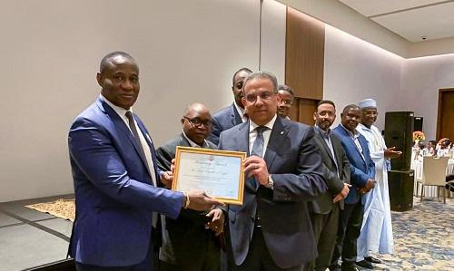 مصر تفوز بجائزة التميز لأفضل تطوير لهيئة بريدية علي مستوي افريقيا