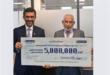 بنك الإمارات دبي الوطني _مصر يعلن الفائز بالجائزة الكبرى عبر بث مباشر