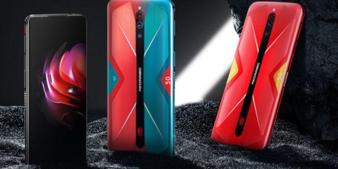شركة Nubia تطلق هاتفها RedMagic 5G للأسواق العالمية | 21 أبريل