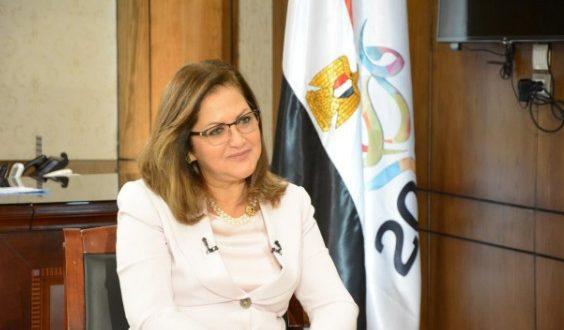 وزيرة التخطيط تلتقى أعضاء اتصال وجمعية رجال الأعمال المصريين  لمناقشة خطط التنمية المستقبلية